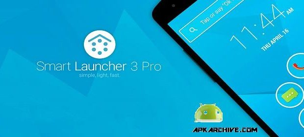 Download Free Smart Launcher Pro 3 v3 26 010 APK For Android