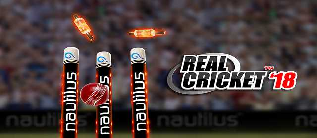 Download Latest Real Cricket™ 18 v1.5 Mod APK for Android