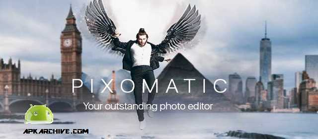 Download Free Pixomatic photo editor Premium v2.1.9 APK for Android