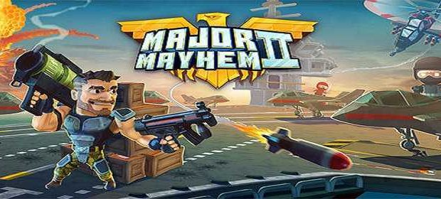 Major Mayhem 2 v1.05.2018060921 Mod APK - Androidgamesapkapps