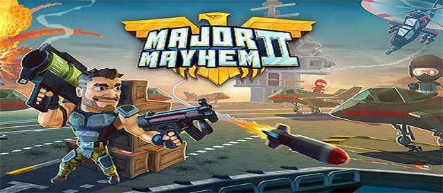 Major Mayhem 2 v1.05.2018060921 Mod APK - Androidgamesapkapps