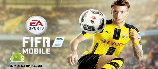 Free Download FIFA Mobile Soccer v10.4.00 APK for Android