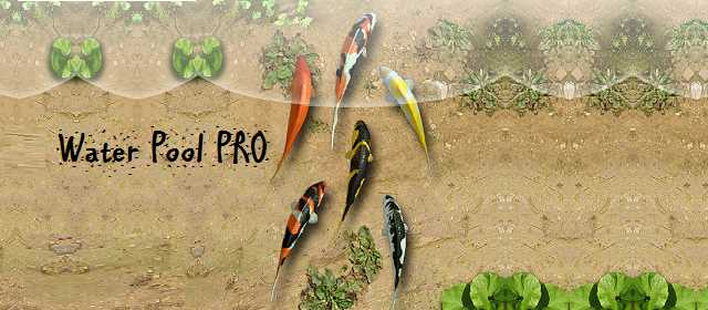 Download Water Pool PRO v1.95 APK Wallpaer for Android