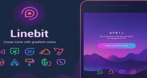 Linebit – Icon Pack v1.2.1 APK