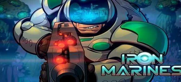 Free Mod Iron Marines v1.2.12 APK