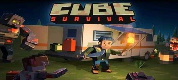 Best Free Download Cube Survival Story v1.0.4 Mod APK