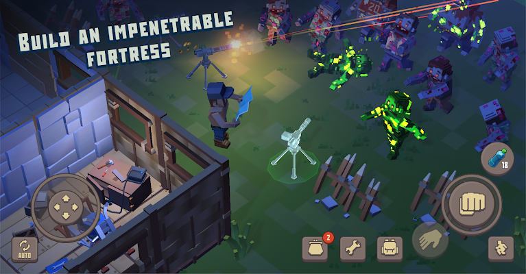 Free Download Cube Survival Story v1.0.4 Mod APK