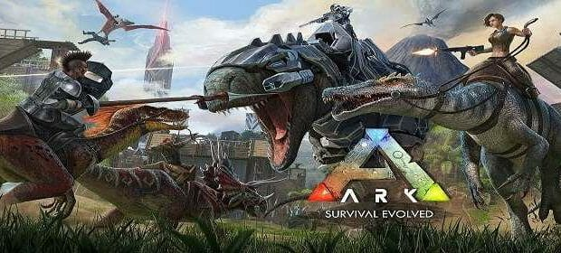 Free Download ARK: Survival Evolved v1.0.96 MOD APK