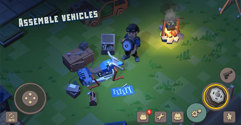 Free Download Cube Survival Story v1.0.4 Mod APK