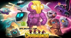Free Download Crashlands v1.4.10 APK - Full Mod Android Phone Game