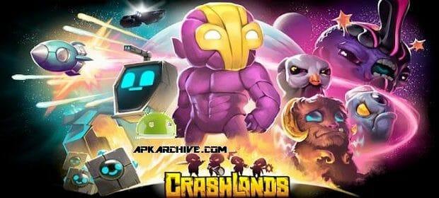 Free Download Crashlands v1.4.10 APK - Full Mod Android Phone Game