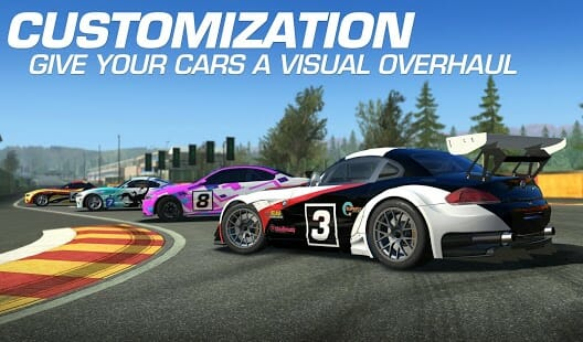 Latest Free Real Racing 3 v7.0.0 Mod APK For Android