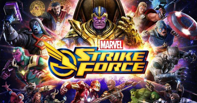 Marvel Strike Force PC Download