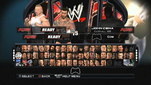 WWE Smackdown Vs Raw 2011 Download For PC Windows Game